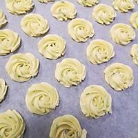 花纹清晰的葱香曲奇,咸甜口,的做法图解12