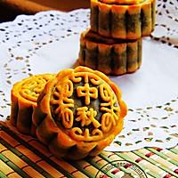 【广式豆沙月饼】