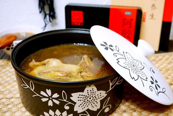 阿胶鸽子汤的做法