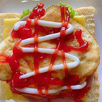 開放式三明治的做法圖解4
