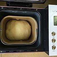 卡仕达手撕面包#我的烘焙不将就#的做法图解3