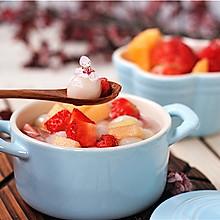 水果汤圆#樱花味道#