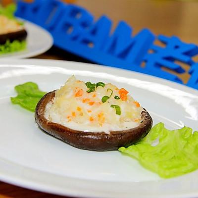 鳕鱼香菇盏老板R015烤箱试用