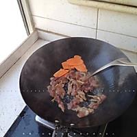 黄瓜炒肉片的做法图解4