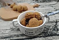 #全电厨王料理挑战赛热力开战!#花生酱冰淇淋饼干的做法