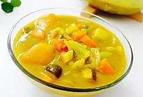 至纯至简——南瓜浓汤的做法