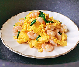 虾仁炒鸡蛋怎么做好吃又简单的做法