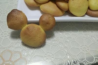 杏元鸡蛋饼干