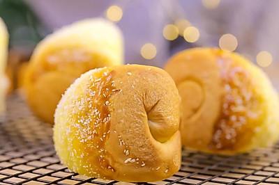 电饭锅版松软面包 宝宝辅食食谱