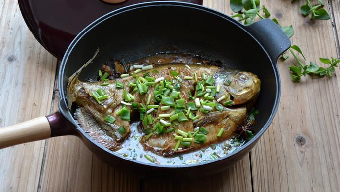 #精品菜谱挑战赛# 红烧鲳鱼