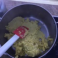 奶油蓝莓绿豆糕的做法图解5
