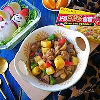香鸭山药咖喱饭#百梦多Lady咖喱#