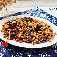 倍受欢迎的经典川菜—鱼香肉丝