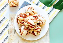 #尽享安心亲子食刻#球形豆沙包的做法