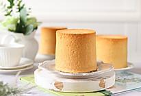 #肉食者联盟#葡萄汁戚风蛋糕(4寸加高)的做法