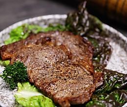 韩式黑胡椒牛排#精品菜谱挑战赛#的做法