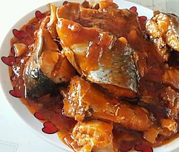 茄汁沙丁鱼的做法