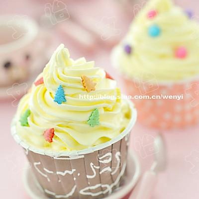 纸杯小蛋糕