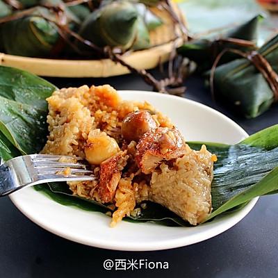 闽南烧肉粽