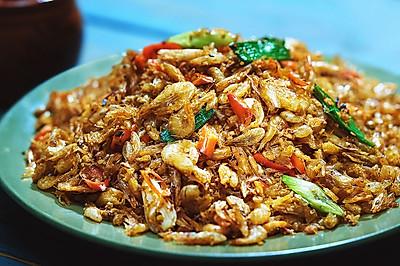 米椒小河虾 | 味蕾时光