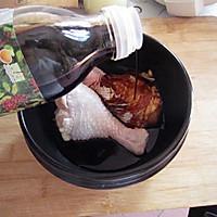 #菁选酱油试用之 酱油鸡腿的做法图解2
