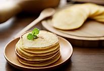 给宝贝做一份低糖少油的美味早餐饼——牛奶小饼(孔瑶食谱)的做法
