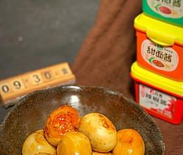 #一勺葱伴侣,成就招牌美味#酱焖蛋的做法
