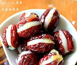 糯米酿红枣(心太软)的做法
