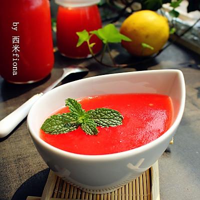 #东菱魔法云面包机之番茄酱
