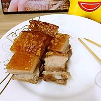 脆皮五花肉#九阳烘焙剧场#的做法图解10