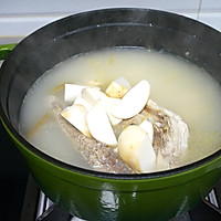 芋头鸡汤的做法图解7