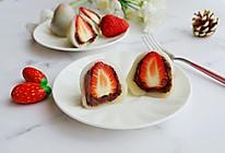 草莓大福#春季食材大比拼#的做法