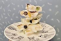 酸奶水果薄脆/炒酸奶的做法
