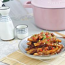 辣酱鸡爪(铸铁锅版)