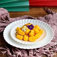 #快手又营养,我家的冬日必备菜品#奶香南瓜小馒头