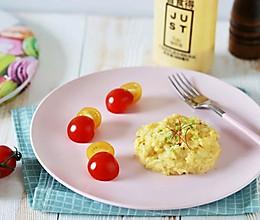 #植物蛋 美味尝鲜记# 法式炒植物蛋的做法