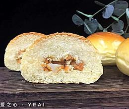 骨肉相连蜂蜜小餐包的做法