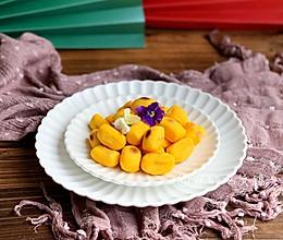#快手又营养,我家的冬日必备菜品#奶香南瓜小馒头的做法