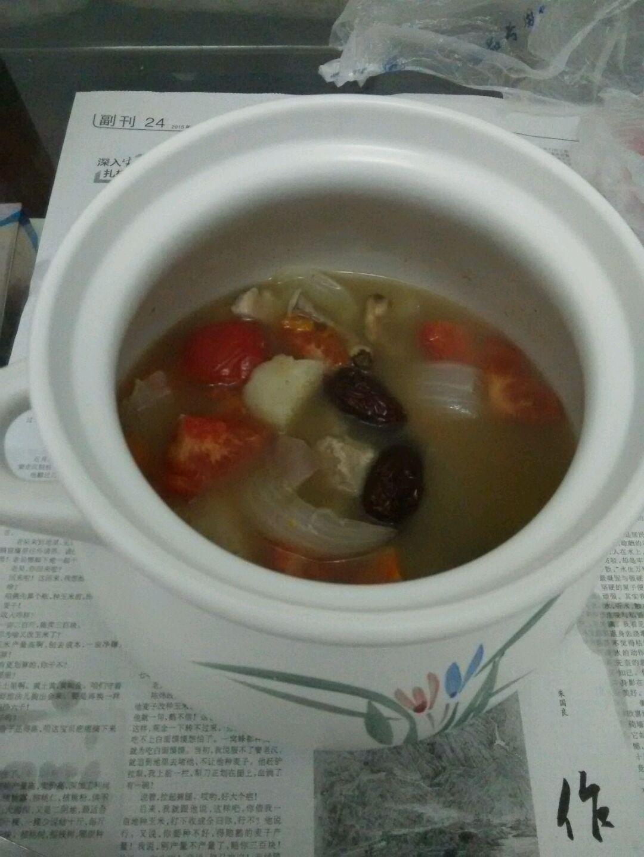 低卡暖身汤#超高颜值哦#