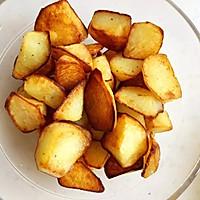孜然土豆块#樱花味道#的做法图解6