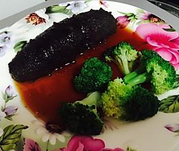 鲍汁海参捞饭的做法