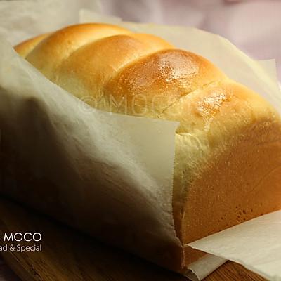 中种北海道吐司-无黄油版
