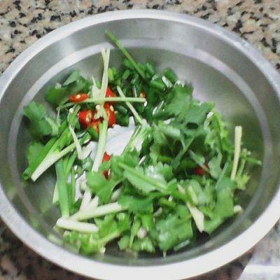 鱼香茄子煲的做法 步骤5
