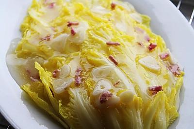 【珠玉白菜】平民版开水白菜也有春天。