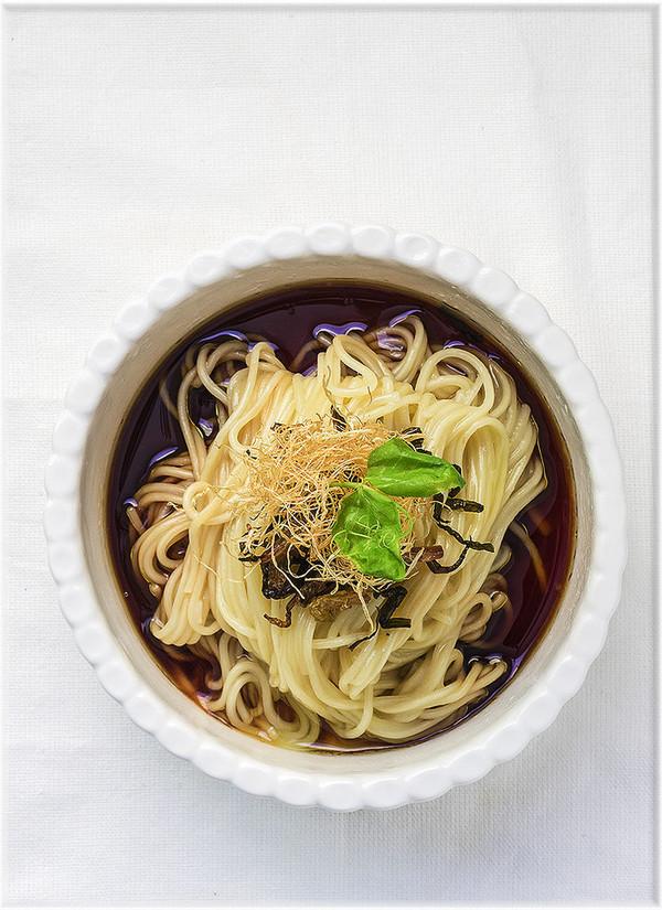 老板,来碗干挑——让你轻松学会老上海葱油拌面的做法