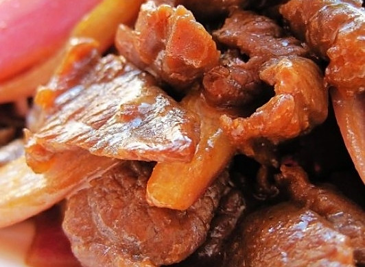 最平价的抗癌食物,洋葱——牛肉炒洋葱