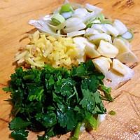 #一道菜表白豆果美食#粉条鲜肉菠菜汤的做法图解4