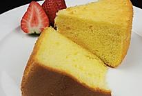 烫面法做完美的戚风蛋糕(超简单)的做法