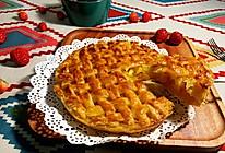 香酥可口的手抓饼菠萝派的做法