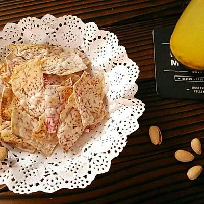 休闲零食——香烤芋片